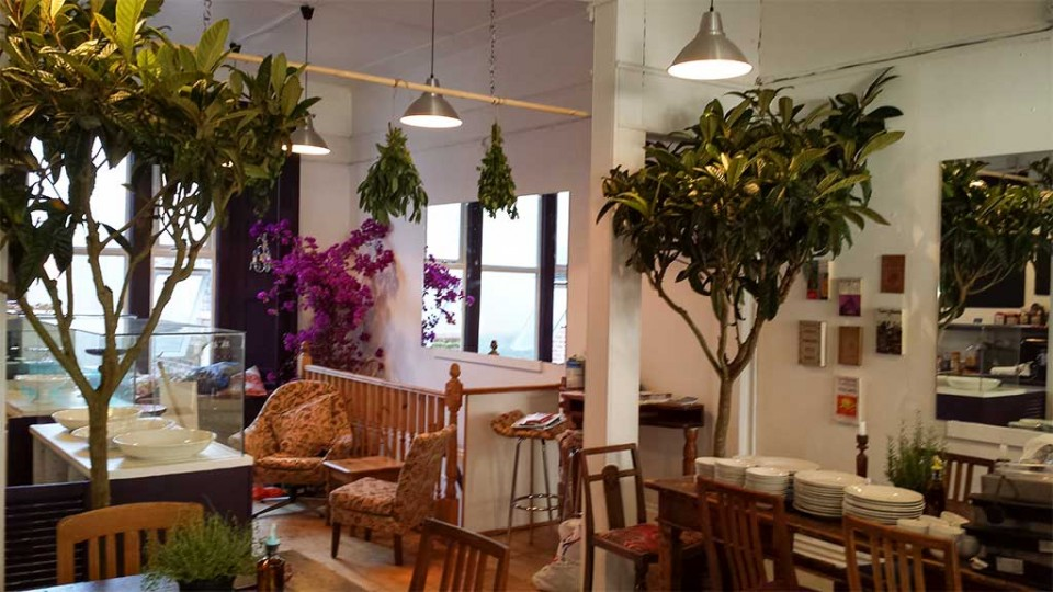 Photo of MissWallsBackGarden Cafe